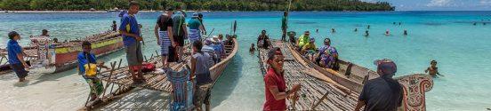 PAPUA NUOVA GUINEA ITINERARIO DI LUSSO